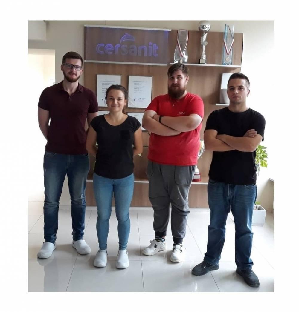 Spojrzenie w przyszłość… projekt Młode Wilki W Cersanit IV wystartował!